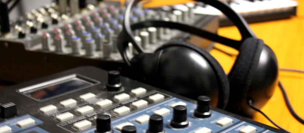 Praktikum Im Tonstudio